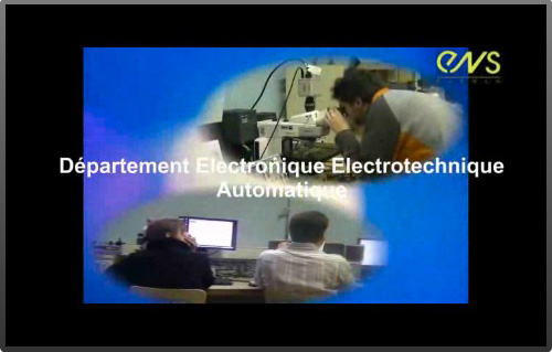 Video - Formations EEA - ENS Cachan