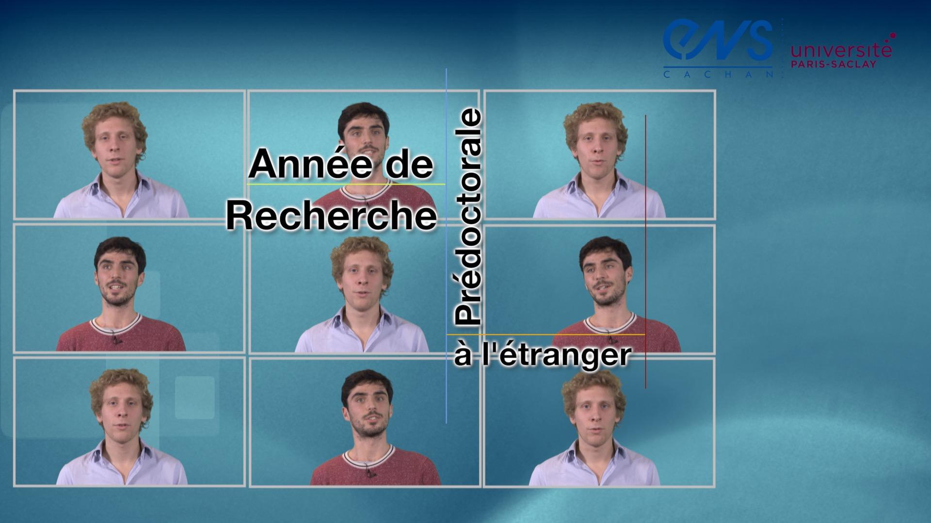 Témoignage des étudiants ARPE